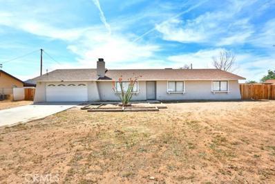 16716 Navajo Road, Apple Valley, CA 92307 - MLS#: 524712