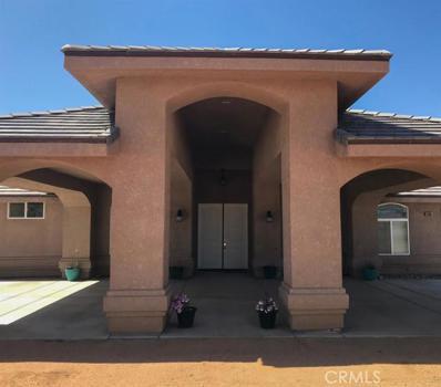 23065 Resoto Road, Apple Valley, CA 92307 - MLS#: 524825