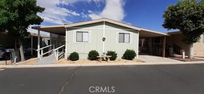 9161 Santa Fe Avenue UNIT 70, Hesperia, CA 92395 - MLS#: 524943