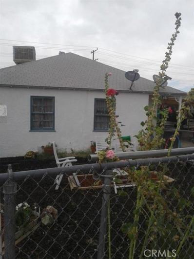821 W Buena Vista Street, Barstow, CA 92311 - MLS#: 525088