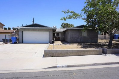 441 Fenmore Drive, Barstow, CA 92311 - MLS#: 525408