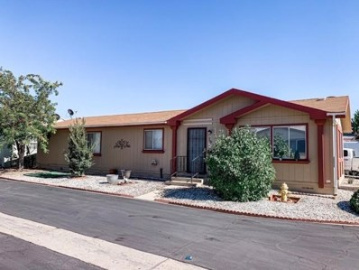21621 Sandia Road UNIT 79, Apple Valley, CA 92308 - MLS#: 526758