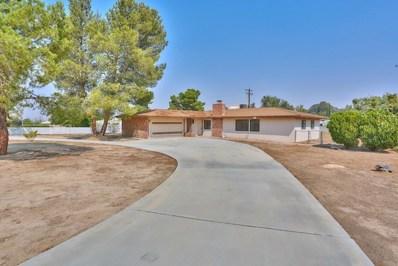 18564 Cocqui Road, Apple Valley, CA 92307 - MLS#: 527357