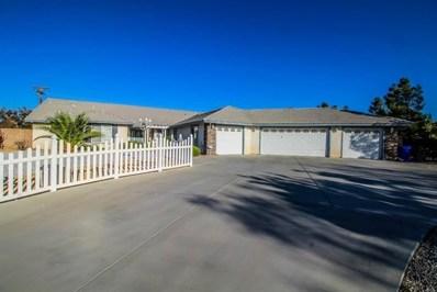 12909 Casco Road, Apple Valley, CA 92308 - MLS#: 527507