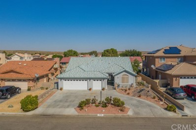 14460 Galleon Lane, Helendale, CA 92342 - MLS#: 527605
