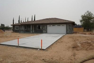 20885 Teton Road, Apple Valley, CA 92308 - MLS#: 528052