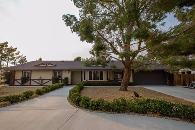 14930 Blackfoot Road, Apple Valley, CA 92307 - MLS#: 528146