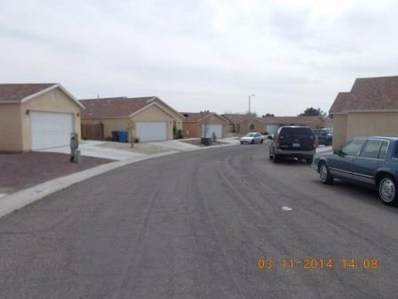 34687 Paseo Del Valle, Barstow, CA 92311 - MLS#: 528306