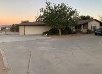 15615 Apache Road, Apple Valley, CA 92307 - MLS#: 529512