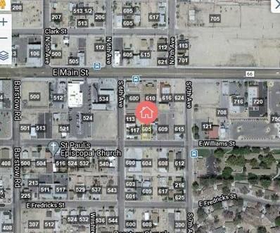 605 E Williams Street, Barstow, CA 92311 - MLS#: 529602