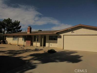 15166 Nokomis Road, Apple Valley, CA 92307 - MLS#: 530073