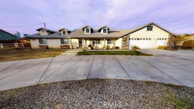 18660 Siskiyou Road, Apple Valley, CA 92307 - MLS#: 530468