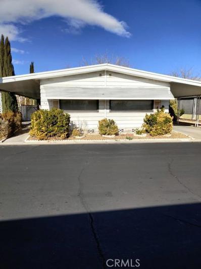 20683 Waalew Road UNIT B158, Apple Valley, CA 92307 - MLS#: 530947