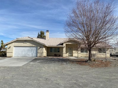 11815 Rosado Road, Phelan, CA 92371 - MLS#: 531224