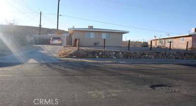 910 Lillian Drive, Barstow, CA 92311 - MLS#: 532154