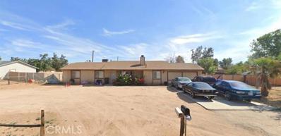 20761 Sholic Road, Apple Valley, CA 92308 - MLS#: 534154