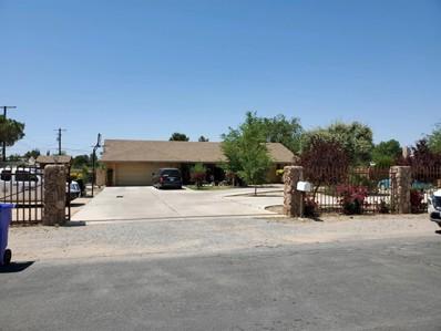 19571 Symeron Road, Apple Valley, CA 92307 - MLS#: 535113
