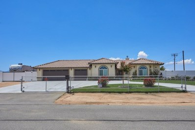 7294 Farmdale Avenue, Hesperia, CA 92345 - MLS#: 537512