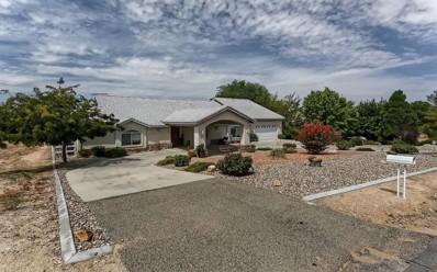 19215 Saddle Lane, Apple Valley, CA 92308 - MLS#: 537799