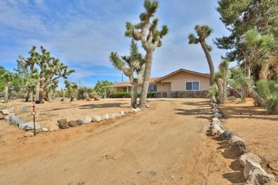 58213 Alta Mesa Drive, Yucca Valley, CA 92284 - MLS#: 537865