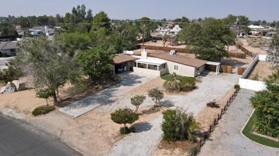 13524 Seminole Road, Apple Valley, CA 92308 - MLS#: 538369