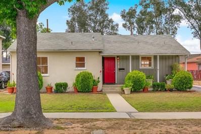 1828 Kenneth Way, Pasadena, CA 91103 - MLS#: 817000073