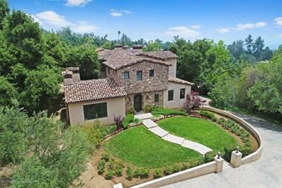 1906 Country Lane, Pasadena, CA 91107 - MLS#: 817000132