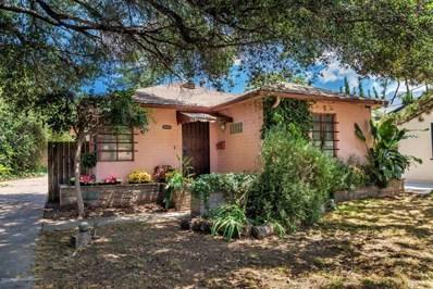 549 Figueroa Drive Drive, Altadena, CA 91001 - MLS#: 817000163
