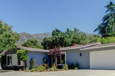 445 Concha Street, Altadena, CA 91001 - MLS#: 817000332