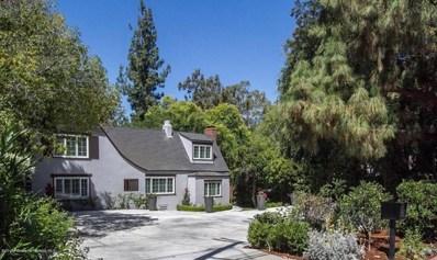 1415 S Marengo Avenue, Pasadena, CA 91106 - MLS#: 817000341