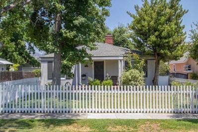 1134 Bella Vista Avenue, Pasadena, CA 91107 - MLS#: 817000715