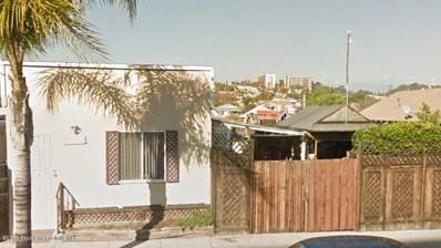 3925 E Cesar E Chavez Avenue, Los Angeles, CA 90063 - MLS#: 817000801