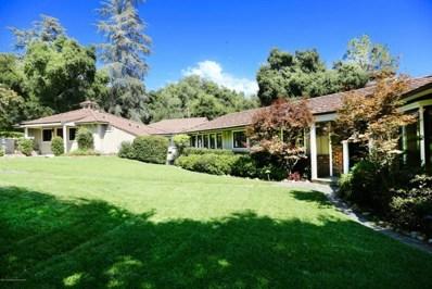 1979 Sierra Madre Villa Avenue, Pasadena, CA 91107 - MLS#: 817001066