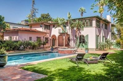 555 S Orange Grove Boulevard, Pasadena, CA 91105 - MLS#: 817001341