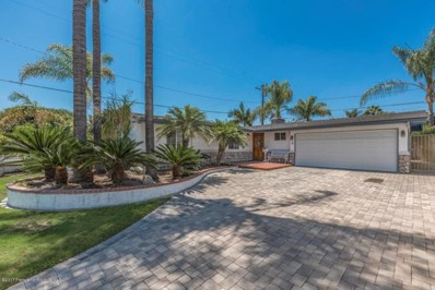 631 S Adria Street, Anaheim, CA 92802 - MLS#: 817001520