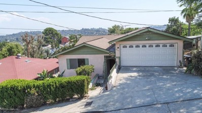 6010 Delphi Street, Los Angeles, CA 90042 - MLS#: 817001604
