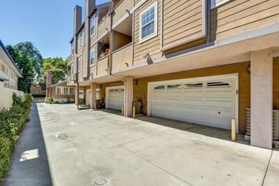 634 Prospect Avenue UNIT D, South Pasadena, CA 91030 - MLS#: 817001702