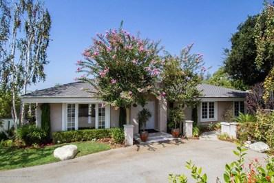 1871 Sierra Madre Villa Avenue, Pasadena, CA 91107 - MLS#: 817001705