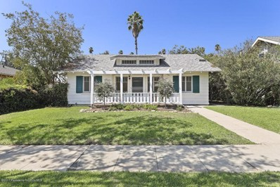 931 N Dos Robles Place, Alhambra, CA 91801 - MLS#: 817001820