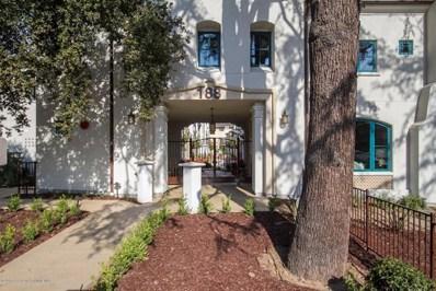 188 S Sierra Madre Boulevard UNIT 5, Pasadena, CA 91107 - MLS#: 817001872