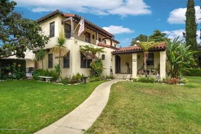 207 Lincoln Avenue, Pomona, CA 91767 - MLS#: 817001884
