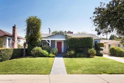 1670 Kenneth Way, Pasadena, CA 91103 - MLS#: 817001903