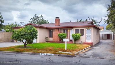 3781 Mountain View Avenue, Pasadena, CA 91107 - MLS#: 817001988