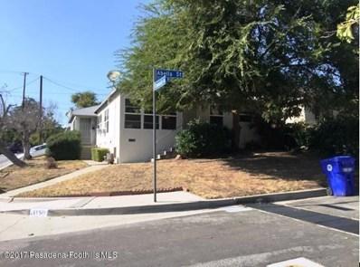 3148 Abella Street, La Crescenta, CA 91214 - MLS#: 817002034