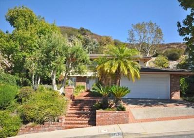 1150 Avonoak Terrace, Glendale, CA 91206 - MLS#: 817002098