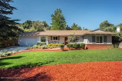4511 Alcorn Drive, La Canada Flintridge, CA 91011 - MLS#: 817002138