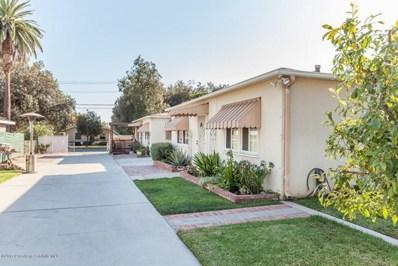 487 W Hammond Street, Pasadena, CA 91103 - MLS#: 817002167