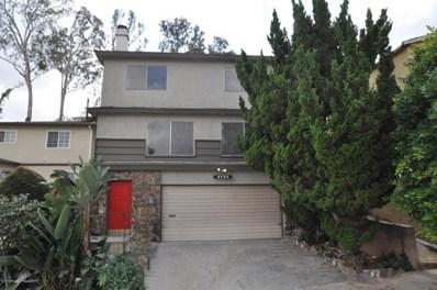 4722 Twining Street, Los Angeles, CA 90032 - MLS#: 817002173