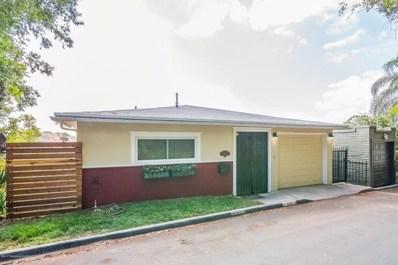 6184 Mount Angelus Drive, Los Angeles, CA 90042 - MLS#: 817002265