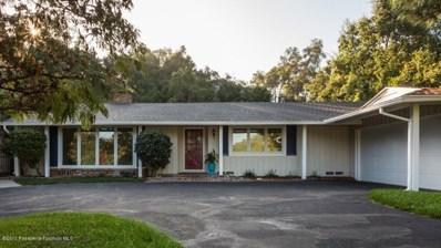 970 Regent Park Drive, La Canada Flintridge, CA 91011 - MLS#: 817002302
